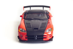 Zabawkarski sporta samochód Obraz Royalty Free