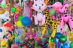 Zabawkarski stoiskowy Arequipa Peru obrazy royalty free