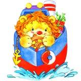 Zabawkarski tło dla dzieci ilustracji