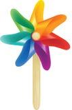 zabawkarski wiatraczek Zdjęcie Stock