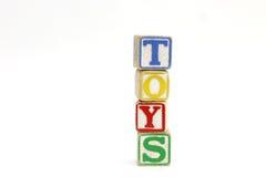 zabawki Fotografia Royalty Free