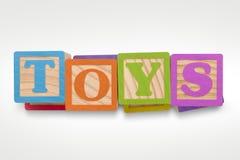 zabawki obraz stock