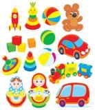 Zabawki Obrazy Stock