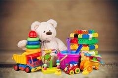 zabawki zdjęcia royalty free