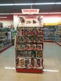 Zabawki dla sprzedaży w sklepie obraz stock