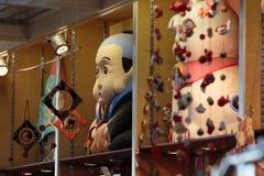 Zabawki przy Tokio Wielkomiejskim Rządowym budynkiem zdjęcie stock