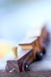 zabawkowy pociąg zdjęcie royalty free