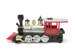 zabawkowy pociąg Obraz Royalty Free