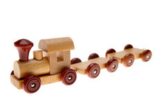 zabawkowy pociąg Obraz Stock