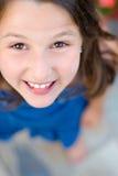 zabawna dziewczyna Fotografia Stock