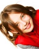 zabawna dziewczyna trochę Fotografia Royalty Free