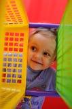 zabawna dziewczyna trochę Zdjęcie Stock