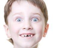 zabawna twarz Obraz Stock