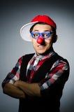 zabawne klaun Zdjęcie Royalty Free