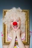 zabawne klaun Fotografia Stock