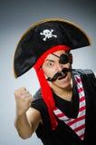 zabawne pirat Zdjęcie Royalty Free