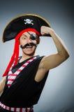 zabawne pirat zdjęcie stock