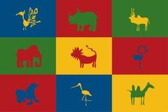 zabawne zwierząt Zdjęcie Stock