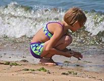 zabawnie plażowa obrazy stock