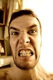 zabawny facet portret Fotografia Stock