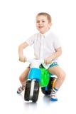 zabawny mały chłopiec zdjęcie stock