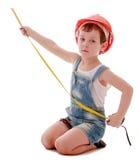 zabawny mały chłopiec fotografia royalty free