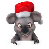 Zabawy koala Fotografia Royalty Free