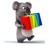 Zabawy koala Zdjęcia Stock