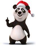 Zabawy panda ilustracji