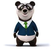 Zabawy panda Fotografia Royalty Free