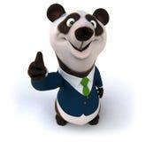 Zabawy panda Obrazy Stock