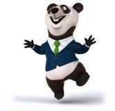 Zabawy panda Zdjęcia Royalty Free