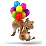 Zabawy wiewiórka Zdjęcia Stock