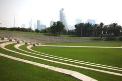 Zabeel Park, Dubai Royalty Free Stock Photos