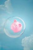 Zabezpiecza savings zdjęcia stock