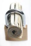 zabezpieczenie finansowe Zdjęcie Stock