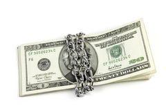 zabezpieczenie finansowe Obrazy Stock