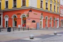 Zabka store Stock Images
