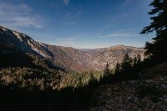 Zabljak en Montenegro, Mountain View fotos de archivo libres de regalías