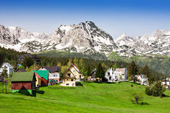 Zabljak Royalty Free Stock Image