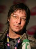 zabludovsky演员andrey俄国的歌唱家 库存照片