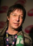 zabludovsky演员andrey俄国的歌唱家 免版税图库摄影