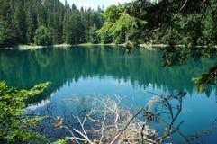 Zaboj湖 库存图片