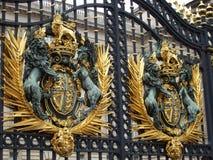 zabrania pałacu buckingham Obrazy Royalty Free