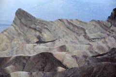 Zabrieski Point, Death Valley National Park Stock Photo