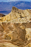 Zabriski Point badlands Stock Images