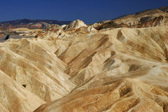 Zabriski Punkt von Death Valley Stockfoto