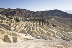 Zabriskie Point Stock Photo