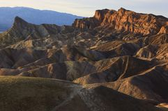 Zabriskie Point Royalty Free Stock Image