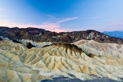 Zabriskie Point Royalty Free Stock Images